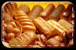Выпечка, хлеб, сдоба