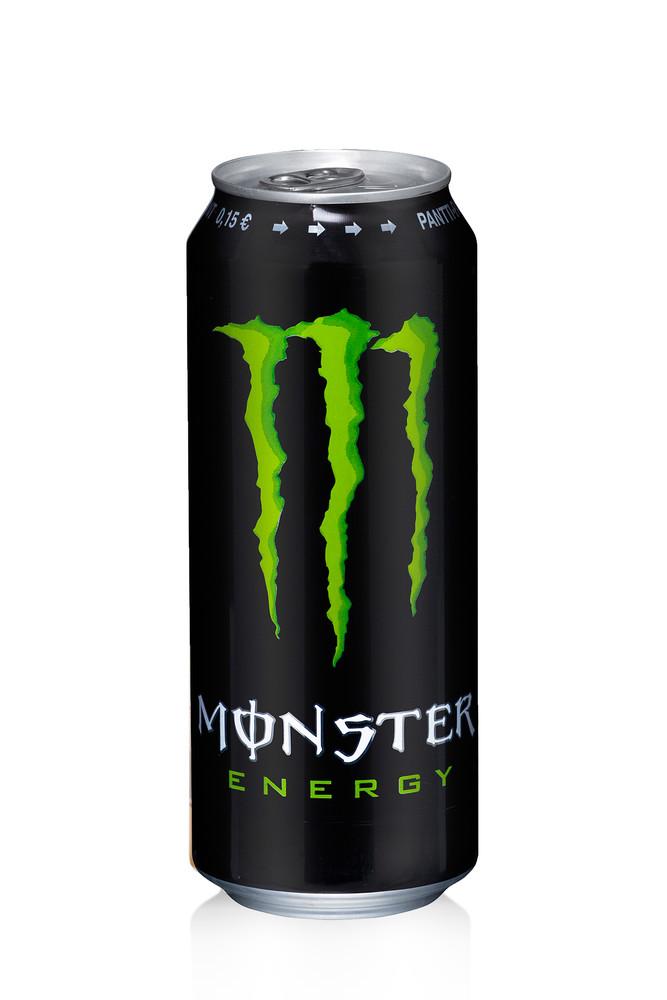 Энергетик монстер энерджи