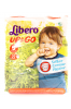 Libero Трусики 5 UP&GO 22шт.