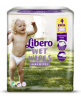Libero Детские влажные салфетки набор 256 шт