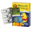 Möller Витамины Omega-3 Pikkukalat.