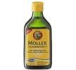 Möller Рыбий жир оригинал 250 мл.
