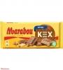Marabou - Молочный шоколад с печеньем и морской солью