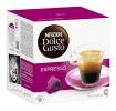 Nescafé DG 16 kaps/96g Espresso