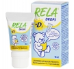 Rela Капли с лактобактериями +витамин Д