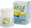 Relatabs  жевательные таблетки со вкусом лимона 30шт