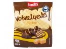 Sondey Вафельки в шоколадной глазури с тоффи