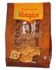 Vanaja Бисквитное овсяное печенье с шоколадной крошкой