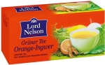 Чай Lord Nelson зеленый чай с добавками