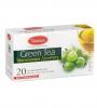 Чай Victorian Green Tea Gooseberry пакетированный