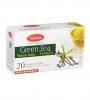 Чай Victorian Green Tea Vanilla пакетированный