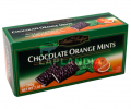 Шоколад Mâitre Truffout Chocolate Orange Mints