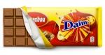 Шоколад Marabou с ириской Daim