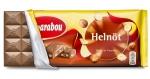 Шоколад Marabou Helnöt с цельными орехами