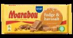 Шоколад Marabou молочный шоколад с соленой мягкой конфетой