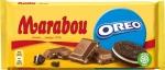 Шоколад Marabou молочный шоколад с печеньем Orio