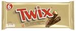 Печенье Twix  50g