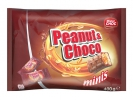 Шоколадные батончики Mister Choc Peanut & Choco