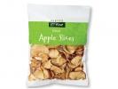 Яблоки сушеные (сладкие) чипсы