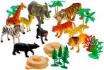 Игрушки в ведре Мир диких животных