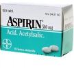 ASPIRIN 500 MG 100 таб