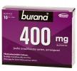 BURANA Оральный порошок 400мг 10 пакетов
