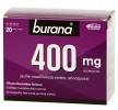 BURANA Оральный порошок 400мг 20 пакетов