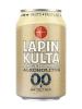 Lapin Kulta пиво безалкогольное