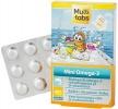 MULTI-TABS Витамины детей с омегой