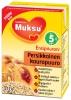 Muksu Каша овсяная готовая с персиком с 5 мес