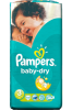 Pampers Памперсы 3 Baby Dry 52шт.