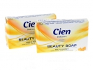 CIEN Мыло Bodycare Beauty Soap Milk & Honey Мед с молоком