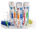 Профессиональные зубные щетки Dentalux  Medium