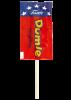 Конфета на палочке Fazer Dumle Original