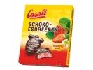 Casali Суфле банановое в шоколаде с клубникой