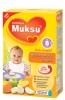 Muksu Каша кукурузно-рисовая молочная 8 мес