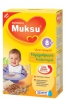 Muksu Каша овсяная цельнозерновая молочная 8 мес
