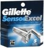 Набор лезвий Gillette Sensor Excel