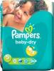Pampers Памперсы 5 Baby Dry 41шт.