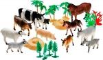 Игрушки в ведре Мир сельскохозяйственных животных